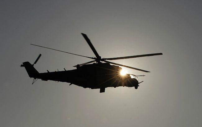 Фото: бойовий вертольот Мі-25