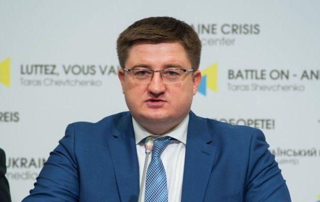 Фото: глава Держрезерву Вадим Мосійчук