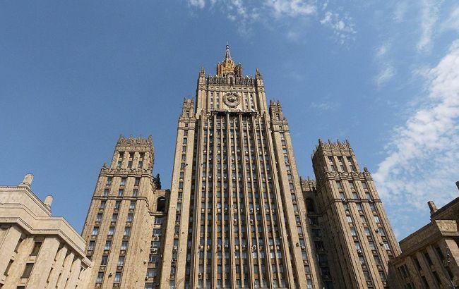 Росія вислала українського дипломата