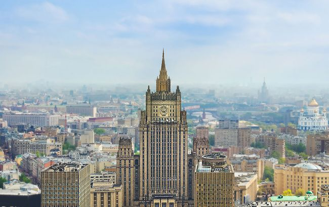Росія висилає італійського дипломата