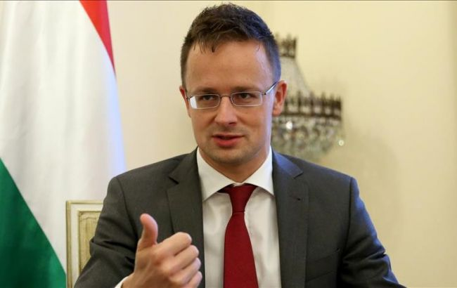Фото:  Сийярто прокомментировал предложение люксембургского коллеги