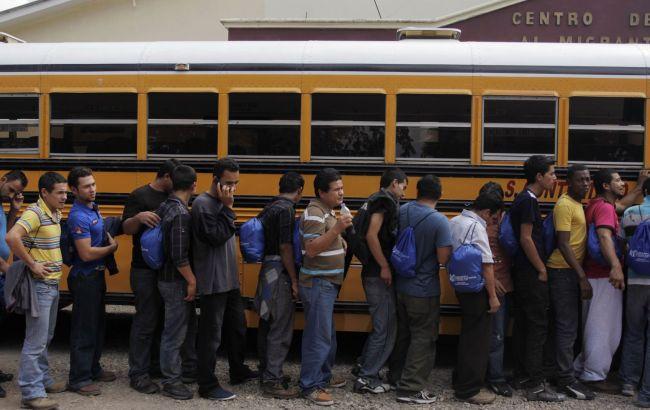 Фото: США ужесточают борьбу с незаконными мигрантами