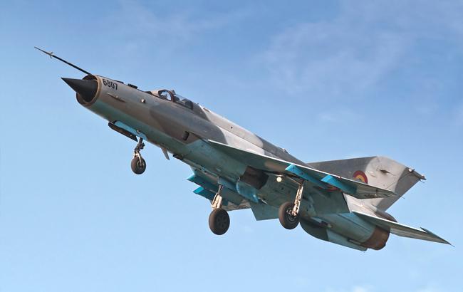 Фото: винищувач Міг-21 (airforce.ru)
