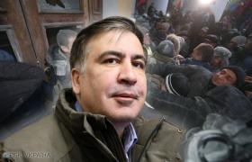 Ряд партнеров политика уже сделали для себя выводы из действий Саакашвили как в отношениях с Порошенко, так и на улице (Коллаж: РБК-Украина)