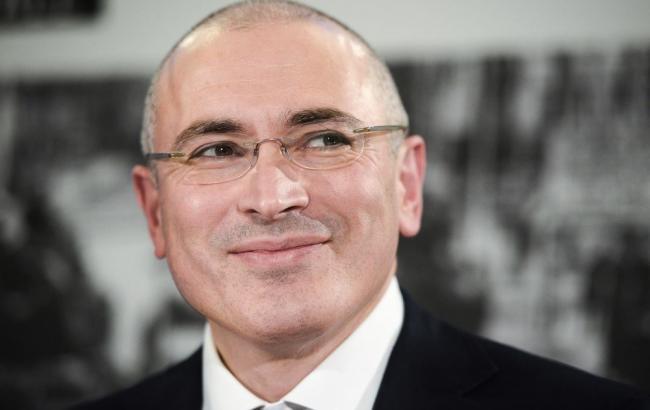 Інтерпол має намір оголосити в розшук Ходорковського