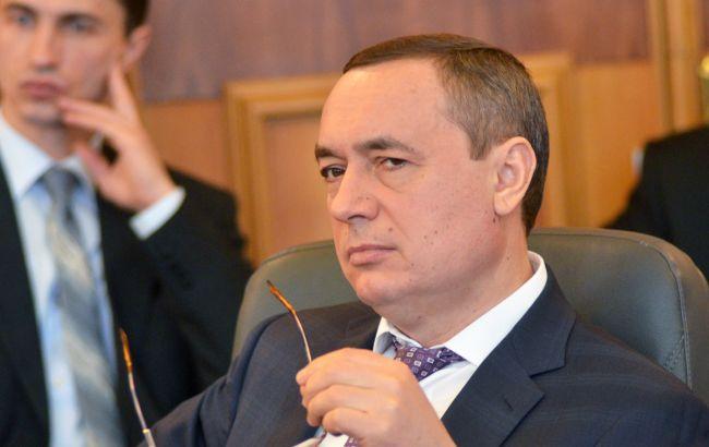 ВУкраинском государстве  задержали соратника Яценюка, экс-депутата Мартыненко