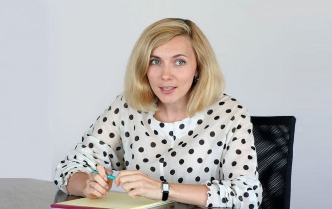 Фото: Микольська заявила про заклик України до ЄС