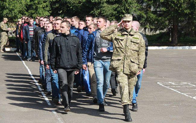 Фото: Новобранці в Україні (mil.gov.ua)