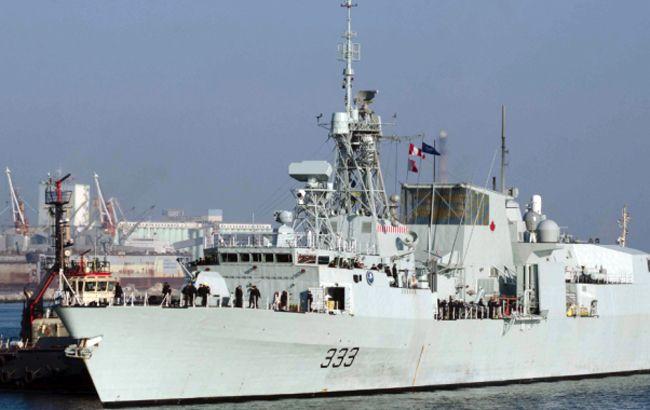 У Чорному морі перебуває шість кораблів НАТО