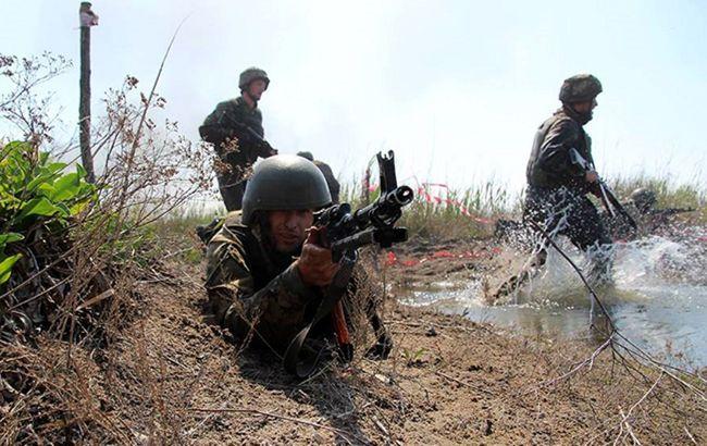 В штабе ООС рассказали о ситуации на Донбассе в первый день перемирия