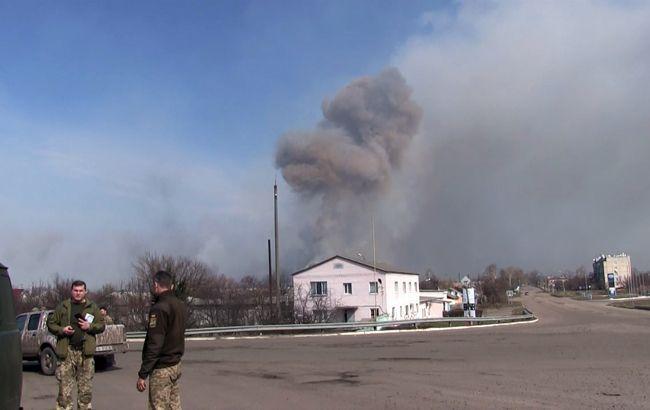 Генштаб уточнил число пострадавших при взрыве в Балаклее