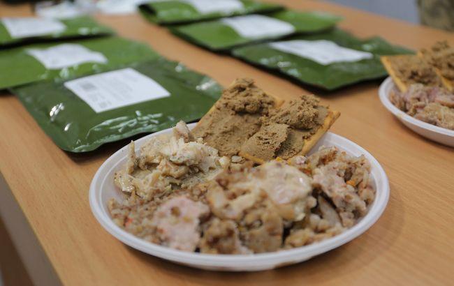 Минобороны просит украинцев приобщиться к контролю за качеством питания военных