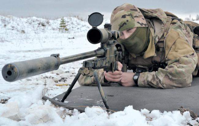 Фото: Снайпер (mil.gov.ua)