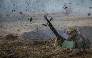 "На Донбассе боевики четыре раза нарушили ""тишину"" за сутки, применяли гранатометы"