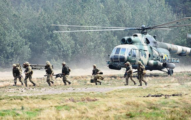 На Донбассе сегодня начинается операция Объединенных сил