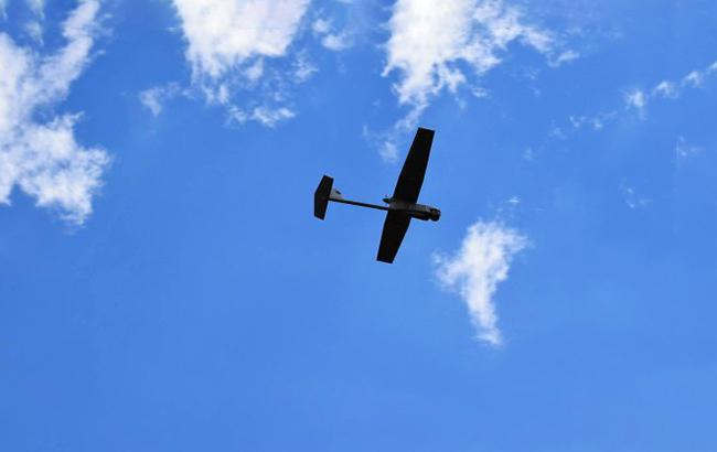 Над одним із арсеналів ЗСУ виявили безпілотник, - Генштаб