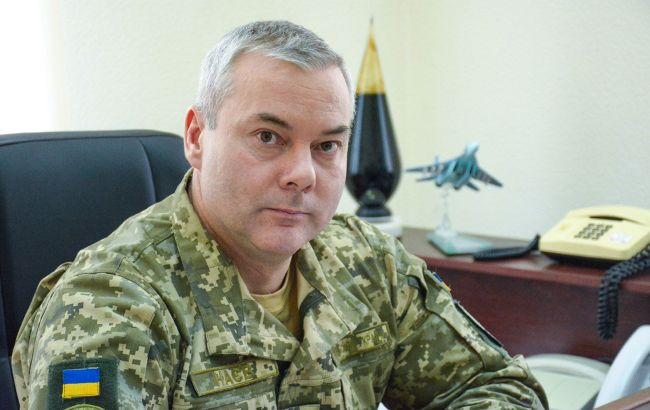 Украина усилила боевую возможность армии на крымском направлении, - Наев