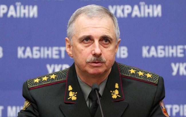 Назначен ответственный за территориальную оборону Украины