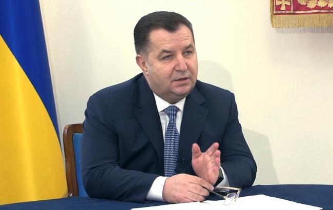 В Україні побудують 136 підземних сховищ для зберігання боєприпасів, - Полторак