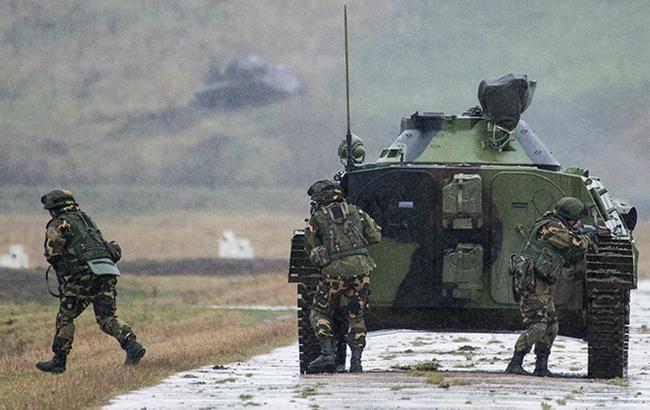 На Донбассе зафиксированы новые единицы тяжелого вооружения боевиков