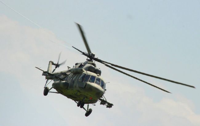 Россия не признает нарушение вертолетом воздушного пространства Украины
