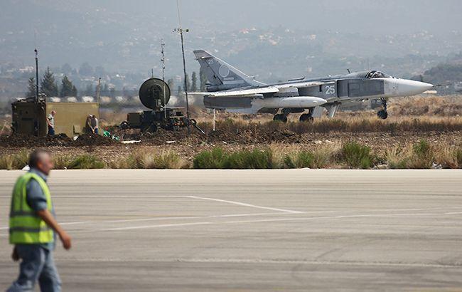 В Сирии разбился российский самолет, погибли 32 человека