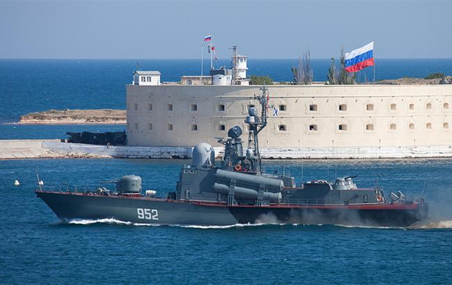 Россия намерена модернизировать базу ВМФ в оккупированном Севастополе