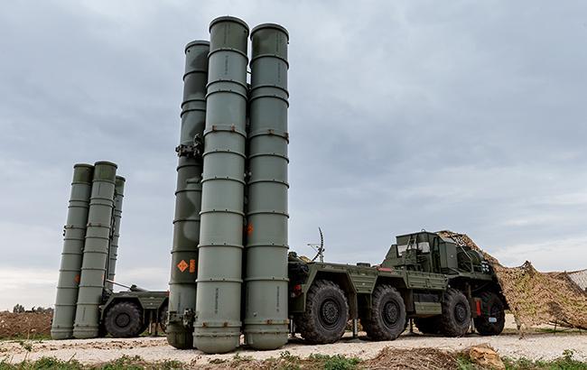 В анексованому Криму Росія розгорнула другий дивізіон С-400