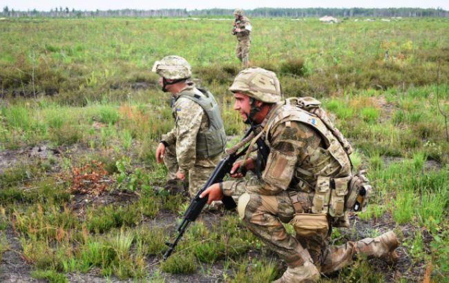 Задобу бойовики 22 рази обстріляли позиції ЗСУ, 1 військовий загинув,— штаб