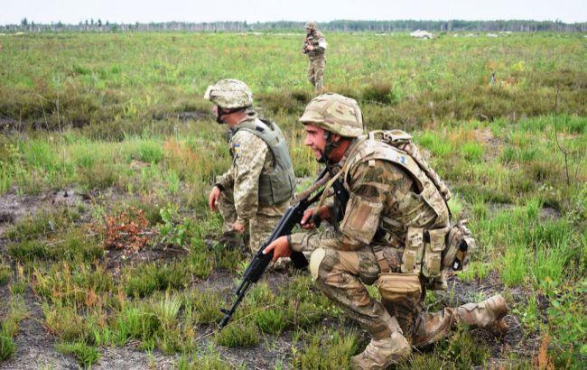 Британия продлевает программу подготовки украинских военных