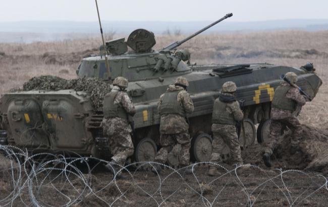 Ко Дню Сухопутных войск ВСУ: в сети показали зрелищную подготовку украинских бойцов