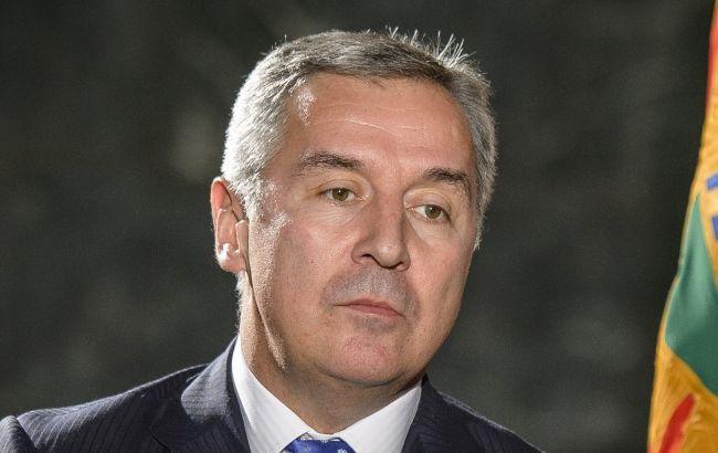 Фото: прем'єр Чорногорії Міло Джуканович