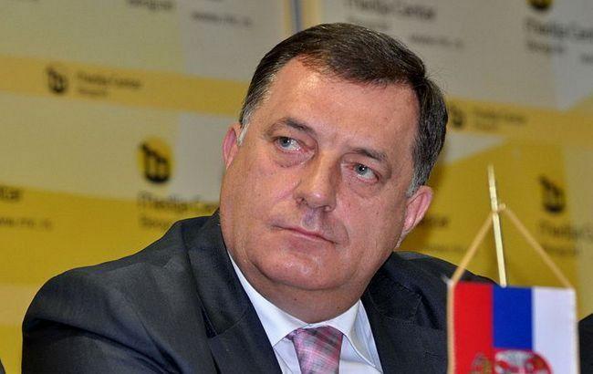 """У сербського лідера Боснії заявили, що він подарував Лаврову """"родинну ікону"""", - МЗС"""