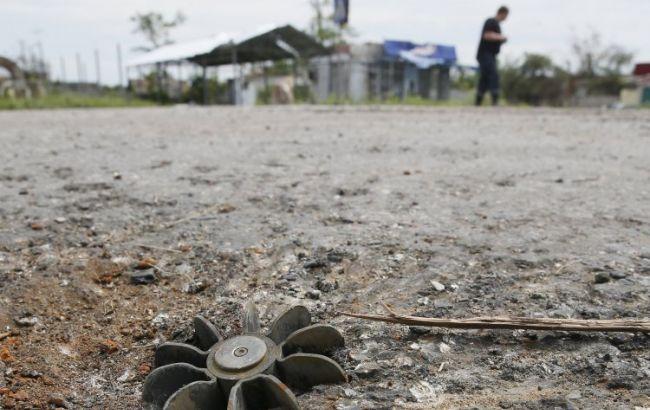 В зоне АТО пострадали двое мирных жителей