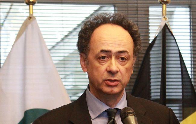 Фото: Х'ю Мінгареллі призначено послом ЄС в Україні