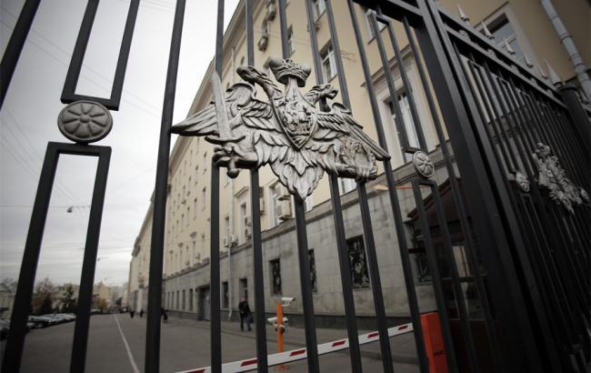 МинобороныРФ: Украина провела инспекцию вРостовской области