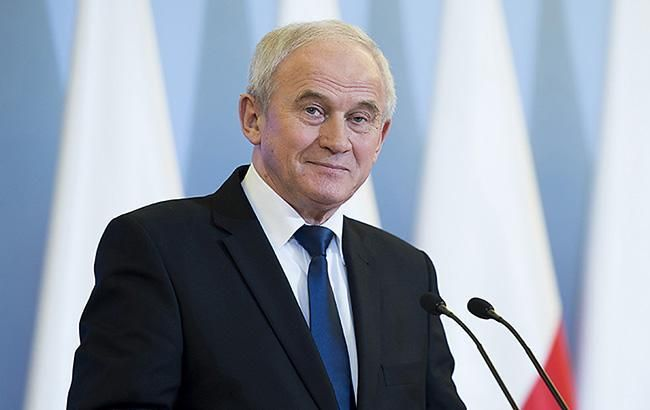 """Польша: """"Северный поток-2"""" позволит России еще больше захватить Украину"""