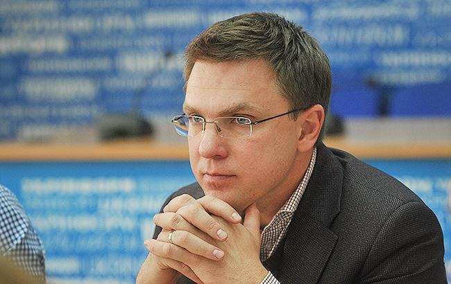 Госсекретарь Мининформполитики Артем Биденко (Фото: mip.gov.ua)