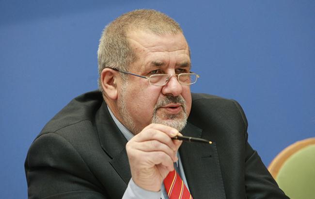 В Крыму спецслужбы давят на татар, чтобы пришли на выборы, - Чубаров