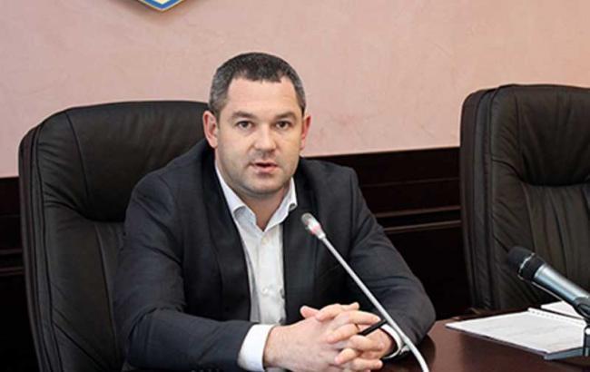 Фото: и.о. председателя ГФС Мирослав Продан