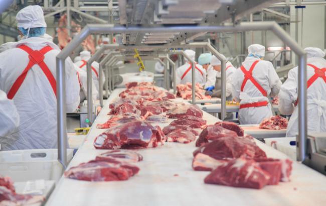 Фото: производство мяса не изменилось