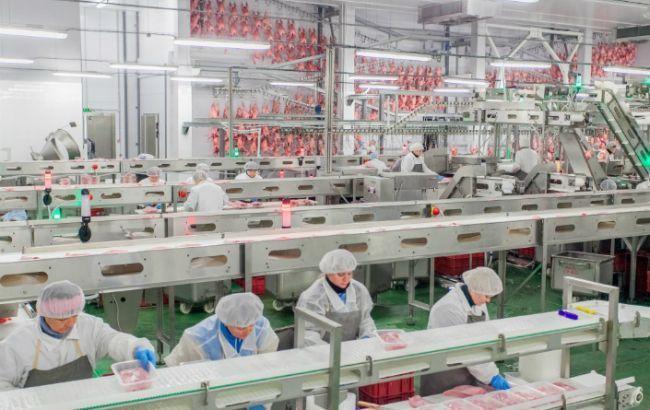 Фото: производство мяса немного увеличилось