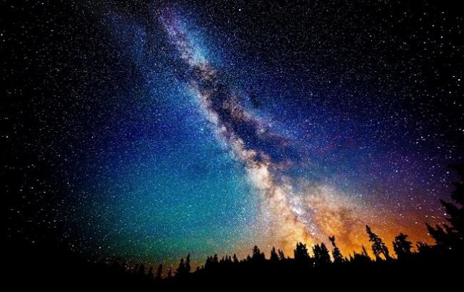 Фото: Млечный Путь