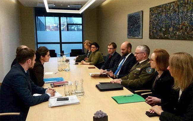 Фото: сотрудничество с Литвой (Министерство энергетики и угольной промышленности)