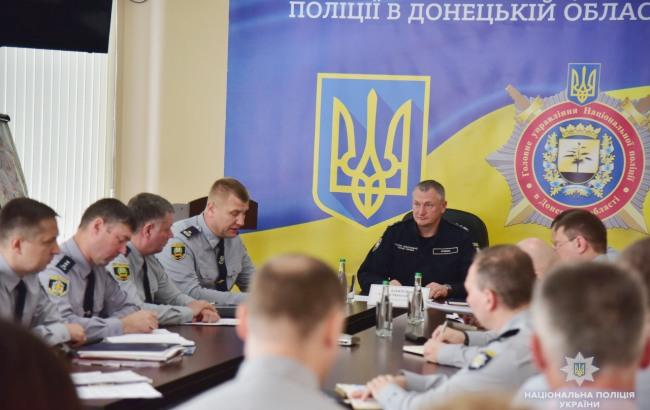 Полицию Луганской области возглавил экс-руководитель уголовной милиции Донецкой области Колесник