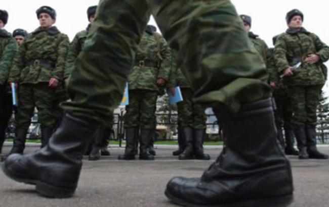 Фото: мобилизация в Украине
