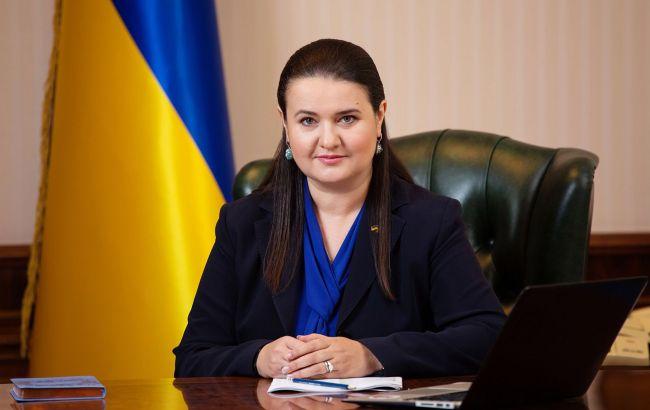 Маркарова о санкциях США против украинцев: это вопрос правового сотрудничества