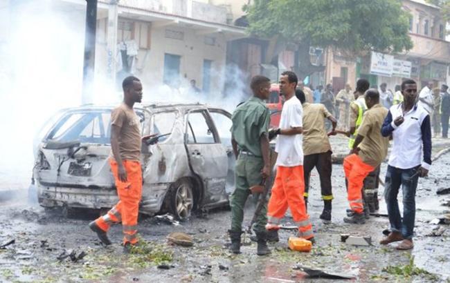 Фото: теракт в Сомалі (mogadishu _News twitter)