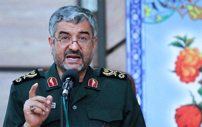 Фото: військові заявили про припинення акцій протесту в Ірані (mohh-(twitter.com-QmAn_2005))