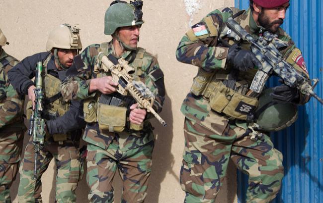 10 лет на чужой войне: в Украине почтили погибших в Афганистане
